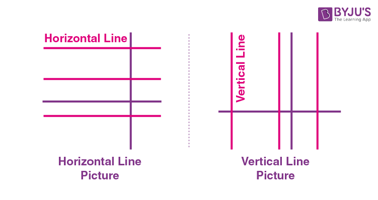 Horizontal and Vertical Lines Images
