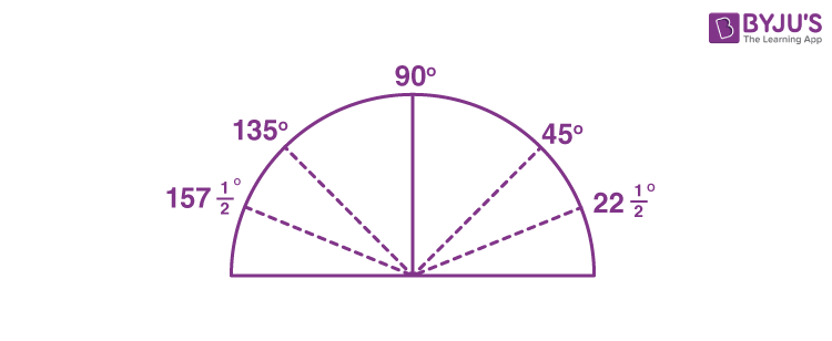 How to Measure Angles by Folding Paper?