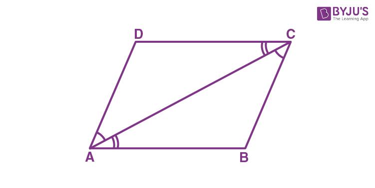 Properties of a Parallelogram -1