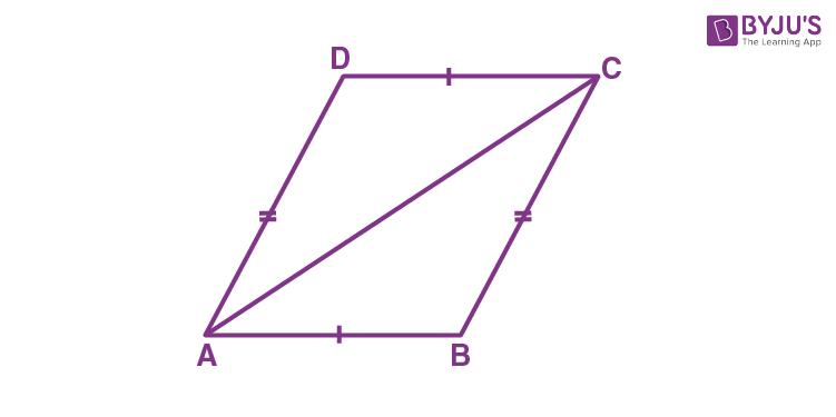 Properties of a Parallelogram - 2