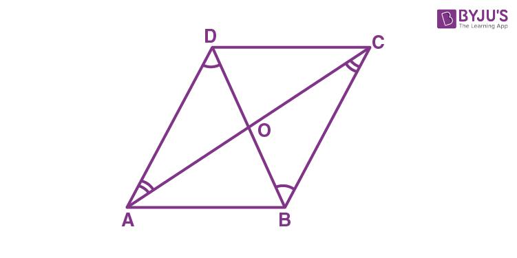 Properties of a Parallelogram - 3