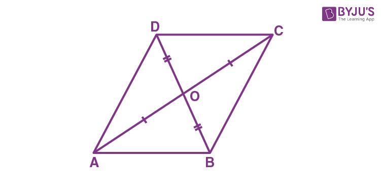 Properties of a Parallelogram -4