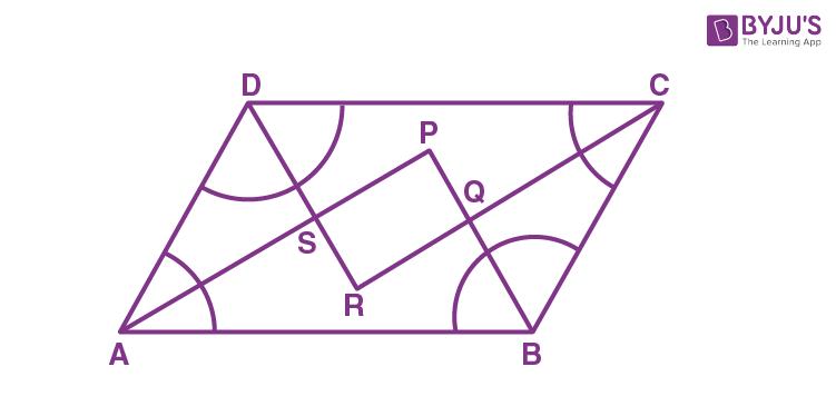 Properties of a Parallelogram - 5