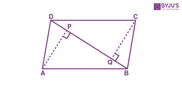 Properties of a Parallelogram -6