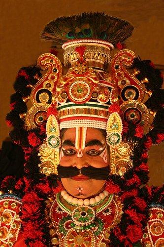 Tenkutittu style of Yakshagana