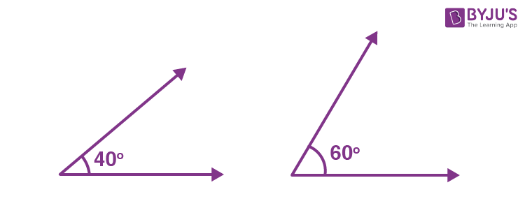 Acute angle 5