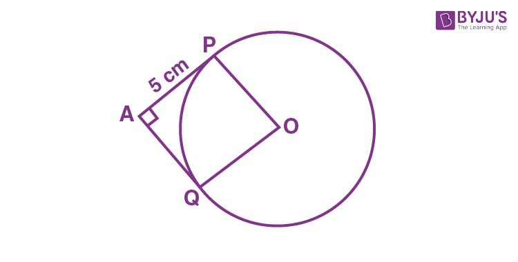 Class 10 Maths Chapter 10 Circles MCQs 13A