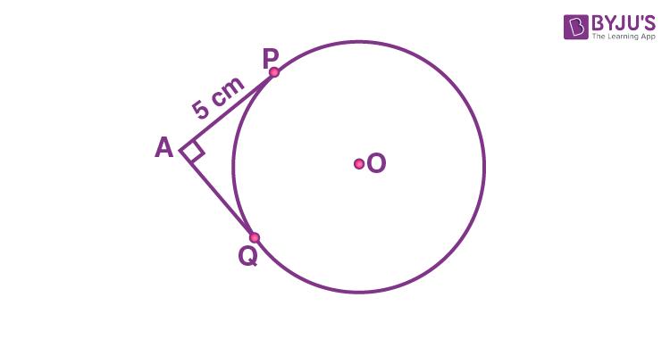 Class 10 Maths Chapter 10 Circles MCQs 13 Q