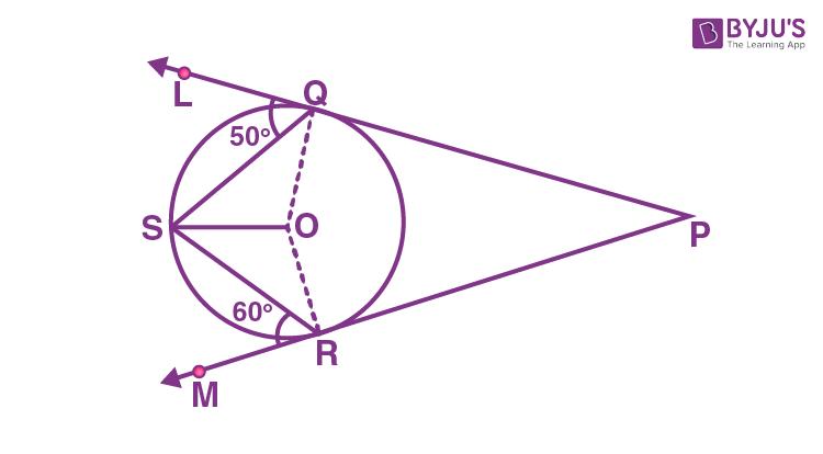 Class 10 Maths Chapter 10 Circles MCQs 18Q