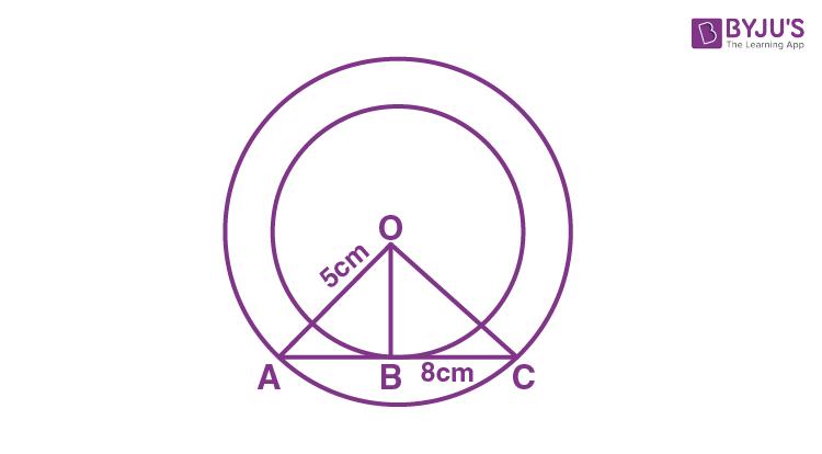 Class 10 Maths Chapter 10 Circles MCQs 19A