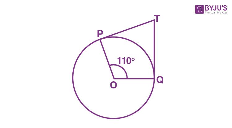 Class 10 Maths Chapter 10 Circles MCQs 7A