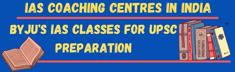 IAS Coaching Centres