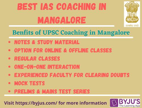 IAS Coaching in Mangalore