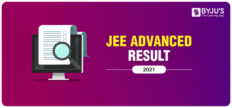 JEE Advanced 2020 Results