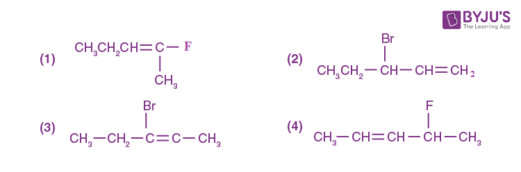 JEE Main 2020 Solved Paper Chemistry Shift 2 2nd Sept Question 7