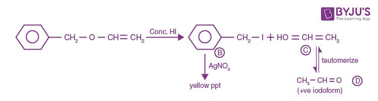 JEE Main 2020 Solved Paper Chemistry Shift 2 2nd Sept Soln 12