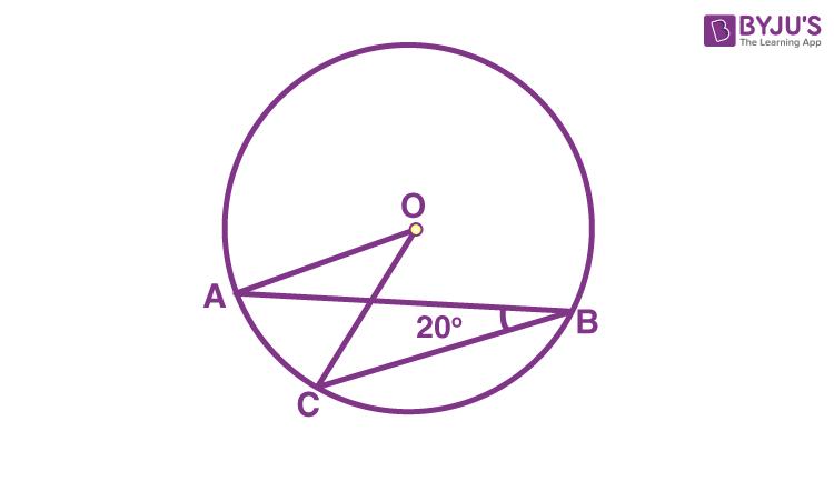 Class 9 Maths Chapter 10 Circles MCQs Example 14