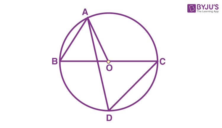 Class 9 Maths Chapter 10 Circles MCQs Example 16