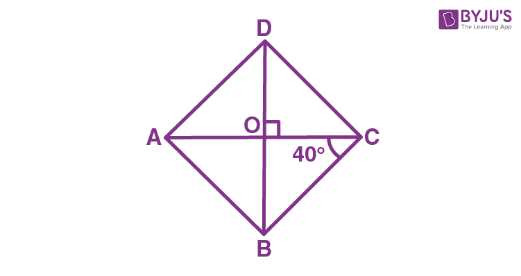Class 9 Maths Chapter 8 Quadrilaterals MCQs Example 13