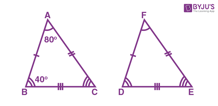 Class 9 Maths Chapter 7 Triangles MCQs Example 20