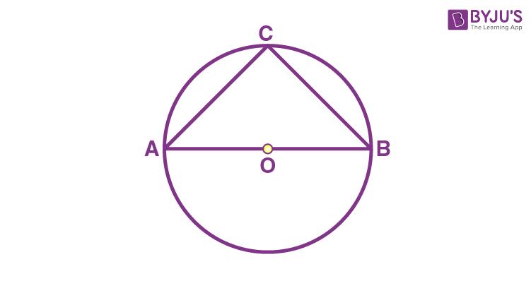 Class 9 Maths Chapter 10 Circles MCQs Example 18