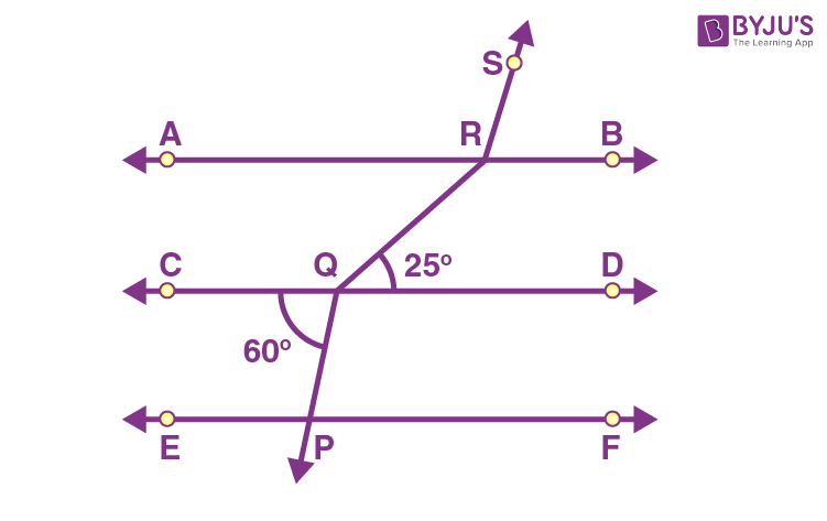 Class 9 Maths Chapter 6 Lines and Angles MCQs Example 18