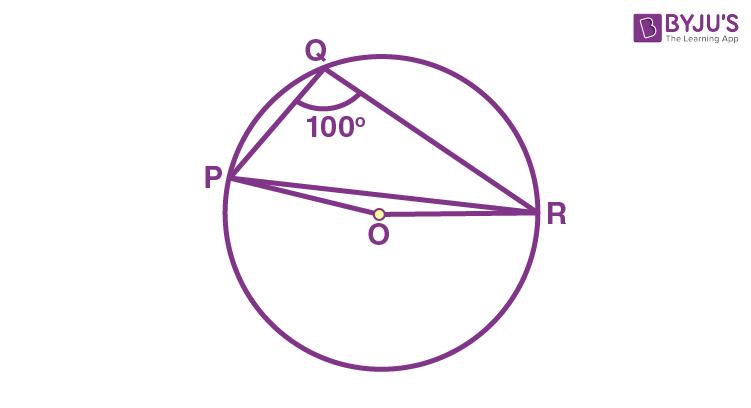 Class 9 Maths Chapter 10 Circles MCQs Example 10
