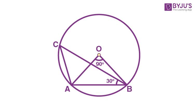Class 9 Maths Chapter 10 Circles MCQs Example 11