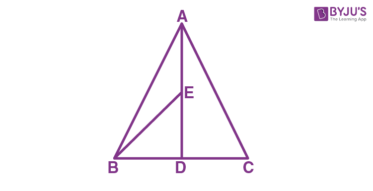 Class 9 Maths Chapter 9 Areas of Parallelogram and Triangles MCQs Example 6