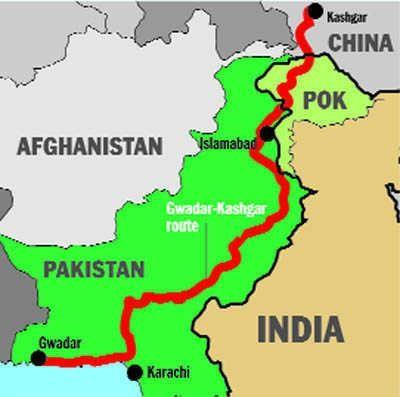 China – Pakistan Economic Corridor