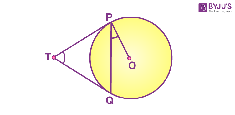 Important Questions For Class 10 Maths - Chapter 10 Circles 6Q