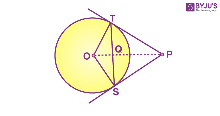 Important Questions For Class 10 Maths - Chapter 10 Circles 8Q