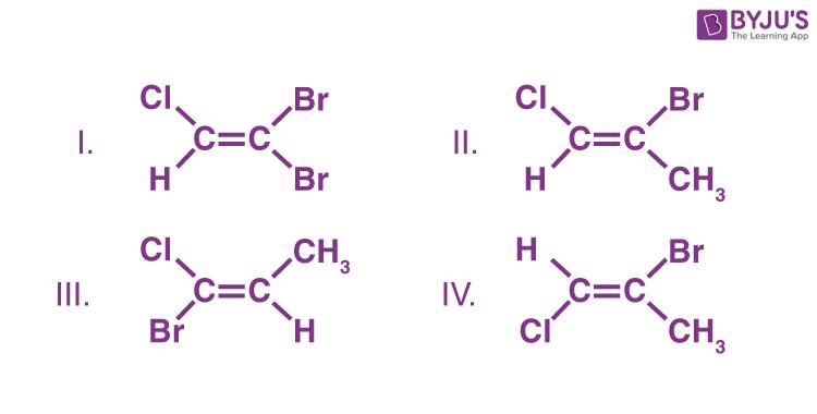Geometrical Isomers