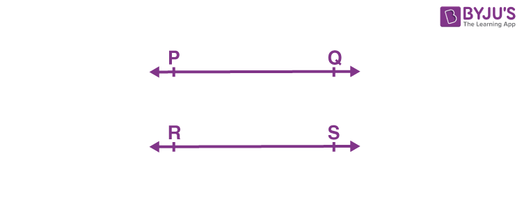 Parallel lines transversal and angles 1