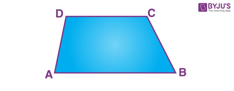 Scalene trapezium