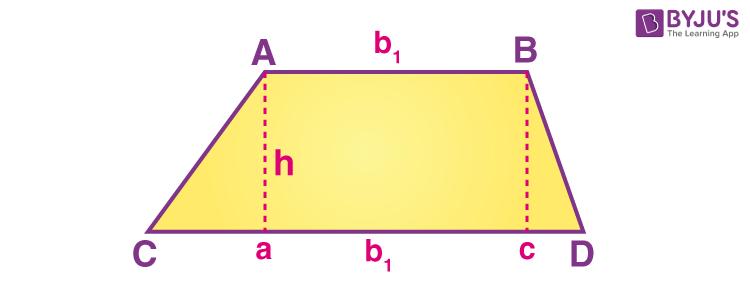 Trapezium definition