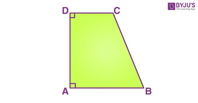 Right trapezium