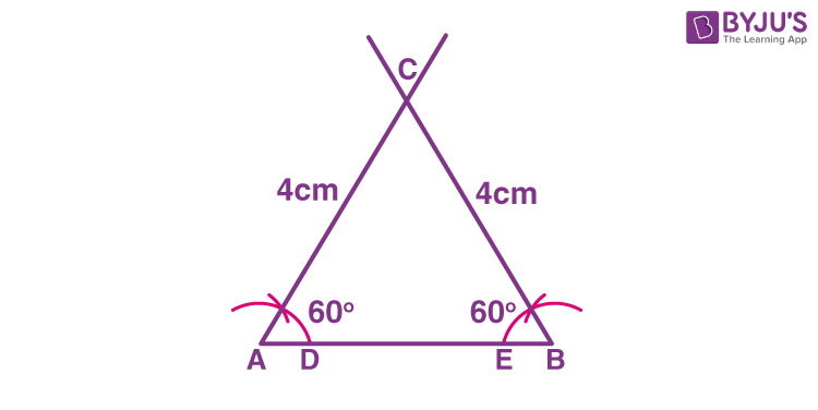 Important Questions Class 9 Maths Chapter 11 Constructions -1