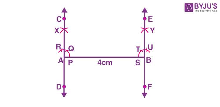 Important Questions Class 9 Maths Chapter 11 Constructions -5