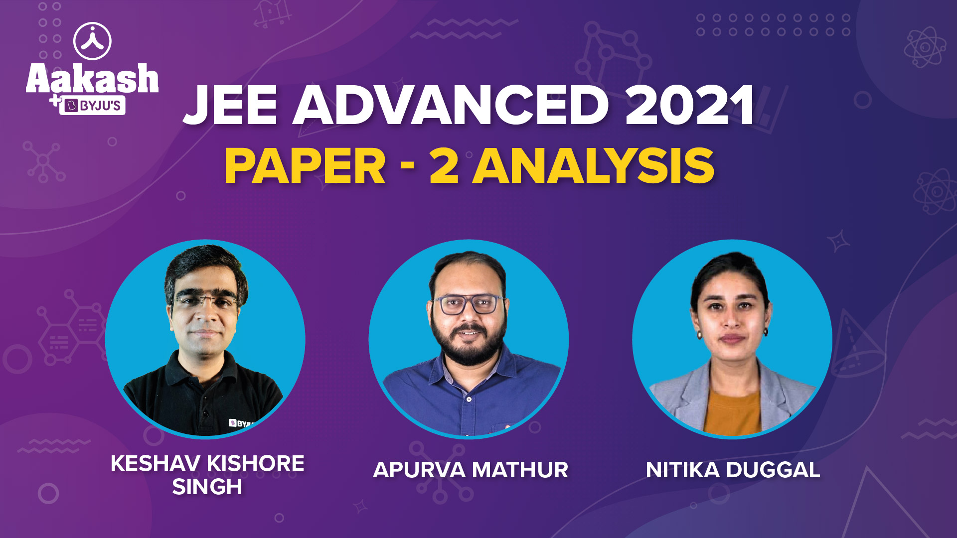 JEE Advanced 2021 Paper 2 Analysis