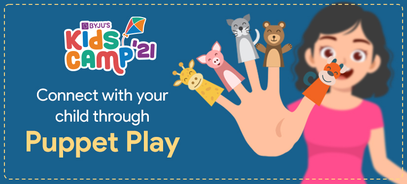 Fun with Finger Puppets: A DIY activity for your child