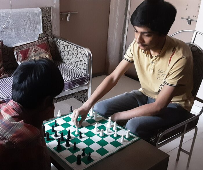 Maalav believes that there's a lot one can learn from chess. According to him, chess is a game of concentration, strategy and proper timing.