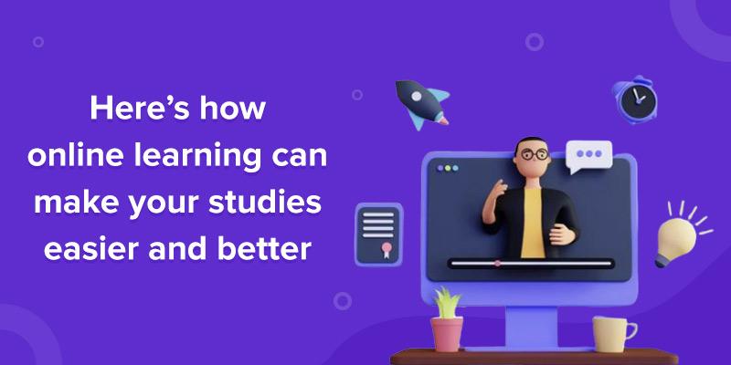 online learning for better grades