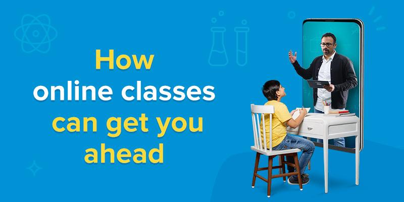 advantages of online classes over offline classes