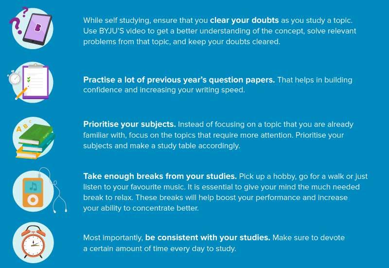 Exam preparation tipcs from ICSE student topper Kriti Garg