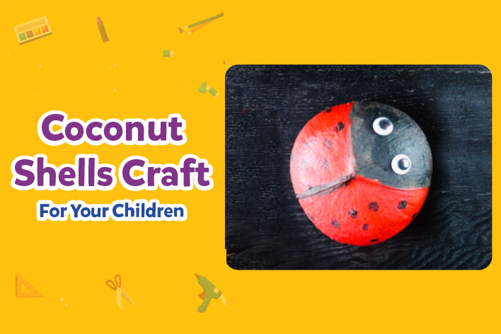 DIY! Celebrate World Coconut Day With This Fun Art Piece