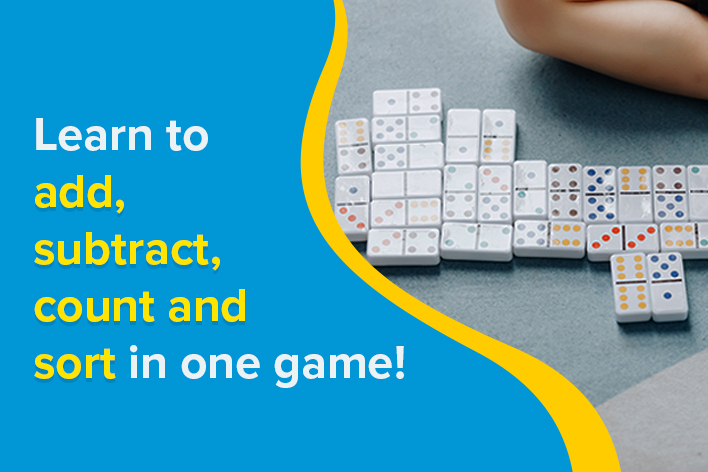 Make Learning Numbers Fun for Your Child With Dominoes
